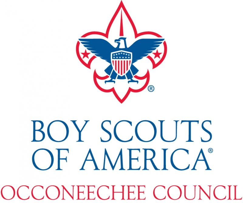 Occoneechee Council, Boy Scouts of America Logo