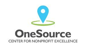 OneSource Center for Nonprofit Excellence Logo