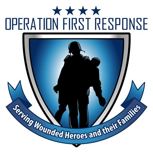 Operation First Response Logo