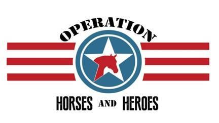 Operation Horses and Heroes, Inc. Logo