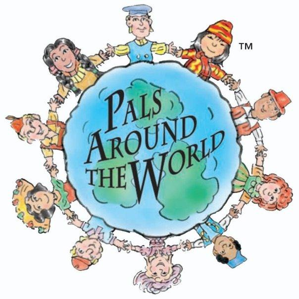 Pals Around the World Logo