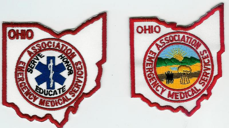 OHIO ASSOCIATION OF EMERGENCY MEDICAL SERVICES Logo