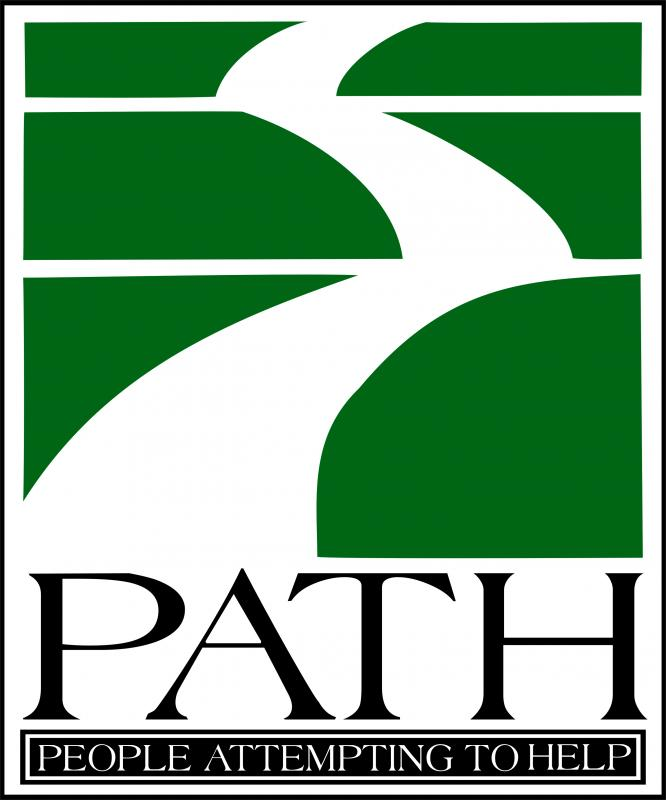 PATH PEOPLE ATTEMPTING TO HELP Logo