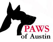 PAWS of Austin Logo