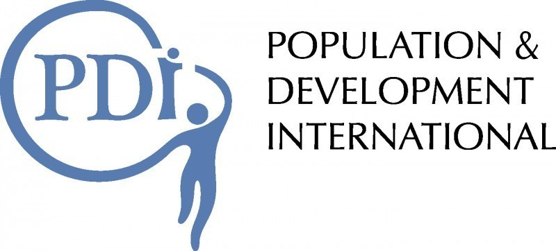 Population and Development International (PDI) Logo