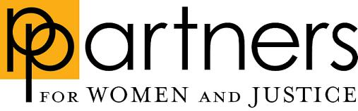 Partners for Women and Justice Inc Logo