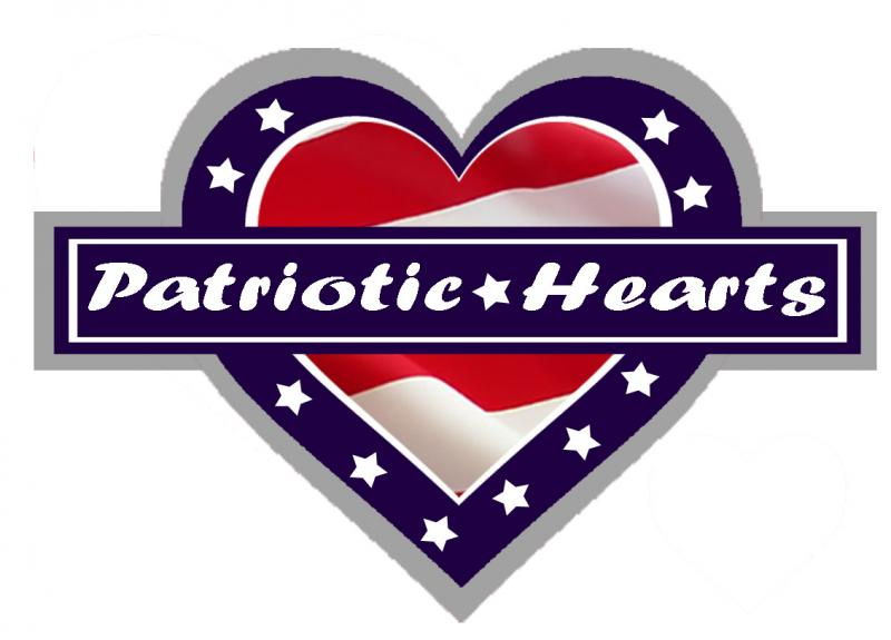 PATRIOTIC HEARTS INC Logo
