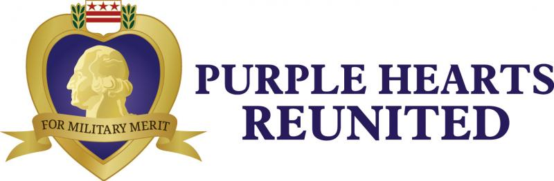 Purple Hearts Reunited INC. Logo