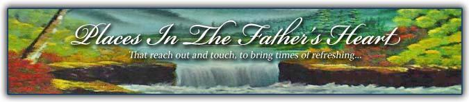 Places in the Fathers Heart Inc Logo