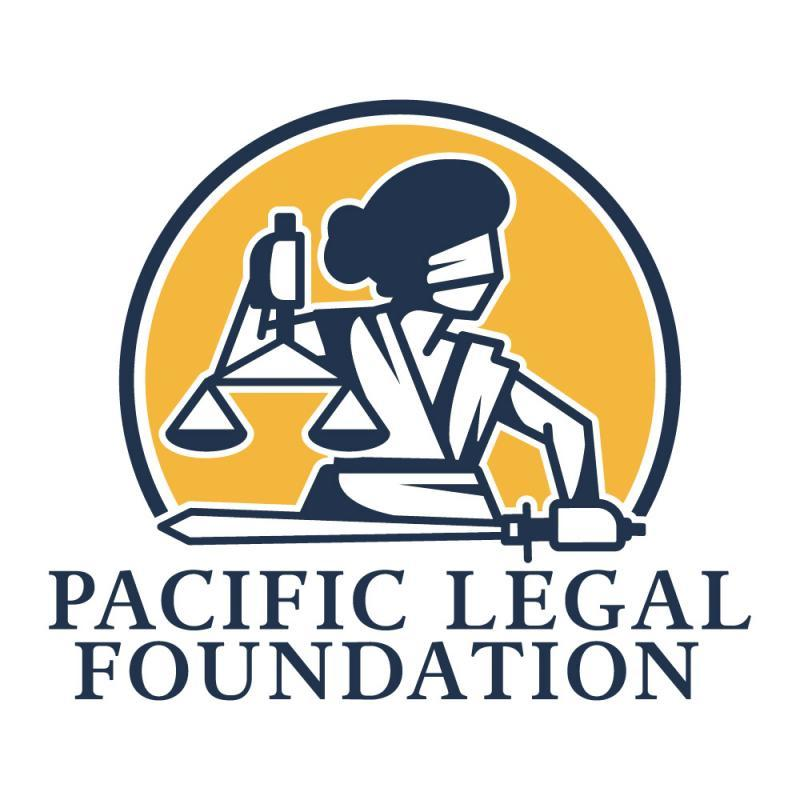 Pacific Legal Foundation Logo