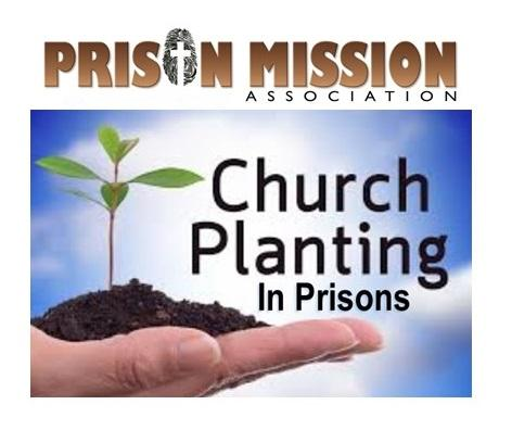 PRISON MISSION ASSOCIATION Logo