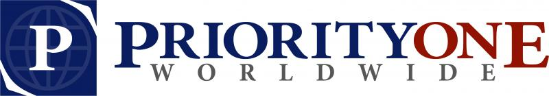 Priority One Worldwide Logo
