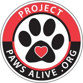 Project Paws Alive Logo