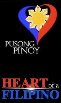 Pusong Pinoy (Heart of a Filipino) Logo