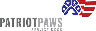 Patriot Paws Service Dogs Logo