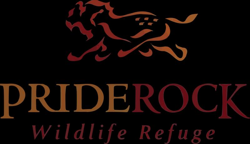 PrideRock Wildlife Refuge Logo