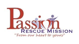 Passion Rescue Mission Inc Logo
