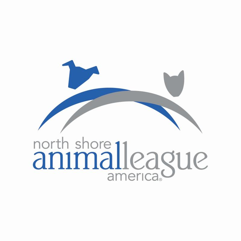 North Shore Animal League America , Inc. Logo