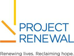 Project Renewal, Inc. Logo