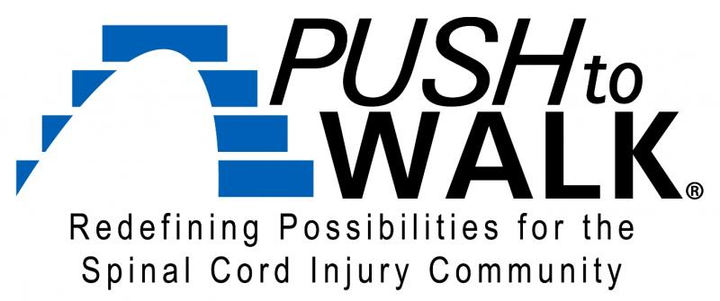 Push to Walk Logo