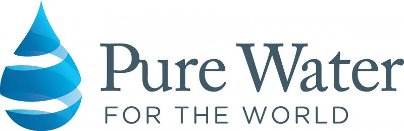 Pure Water for The World, Inc. Logo