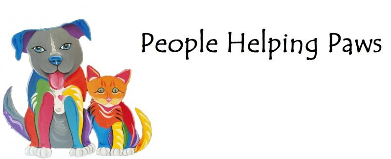 People Helping Paws Logo