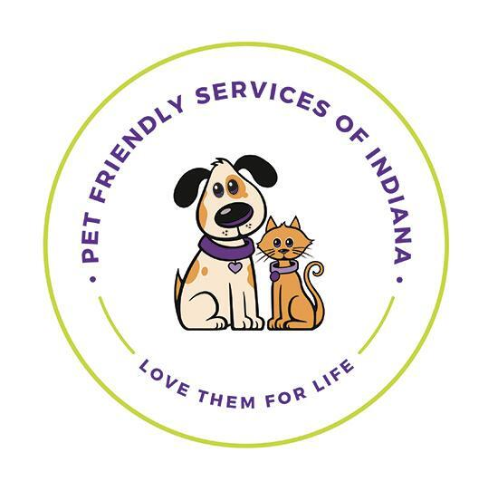 Pet Friendly Services of Indiana Logo