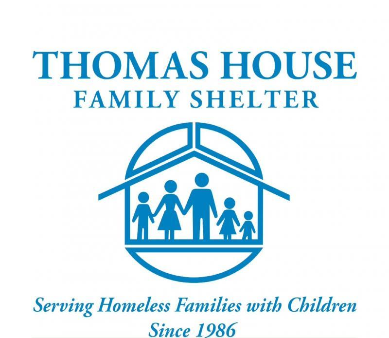 Thomas House Temporary Shelter Logo