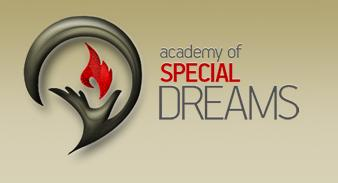 Academy of Special Dreams Foundation Logo