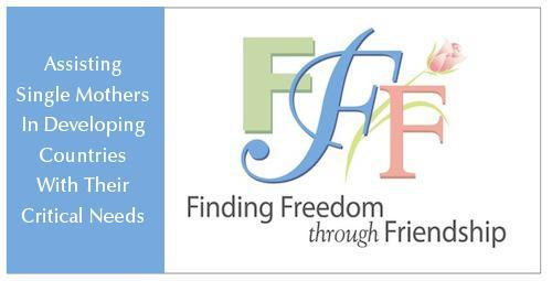 Finding Freedom Through Friendship, Inc. Logo