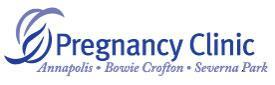 Pregnancy Clinic Ministry,  Annapolis, Bowie Crofton & Severna Park Logo