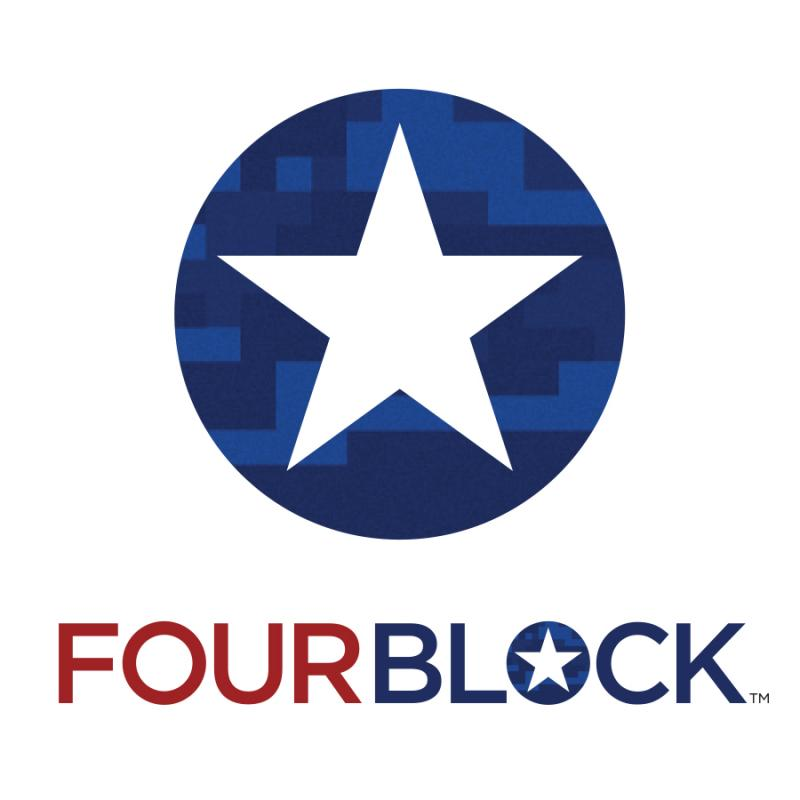 Fourblock Foundation Inc Logo