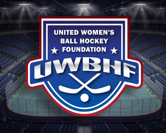 United Women's Ball Hockey Foundation Logo