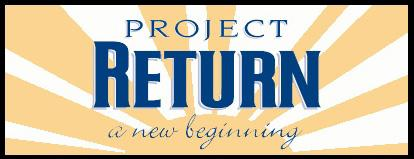 Project Return, Inc. Logo
