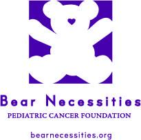 Bear Necessities Pediatric Cancer Foundation Logo