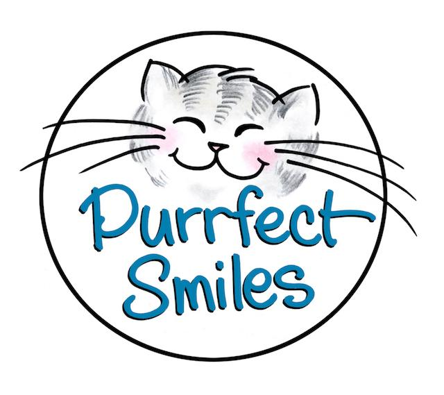 Purrfect Smiles Logo