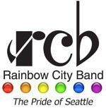 Rainbow City Band Logo