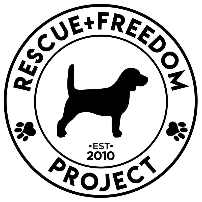 RESCUE + FREEDOM PROJECT dba ARME - BEAGLE FREEDOM PROJECT Logo