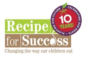 Recipe For Success Foundation Logo