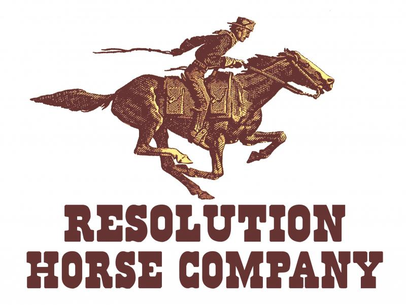 Resolution Horse Company Logo