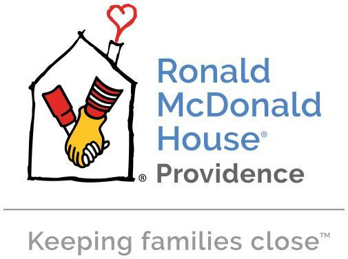 Ronald McDonald House of Providence Inc. Logo
