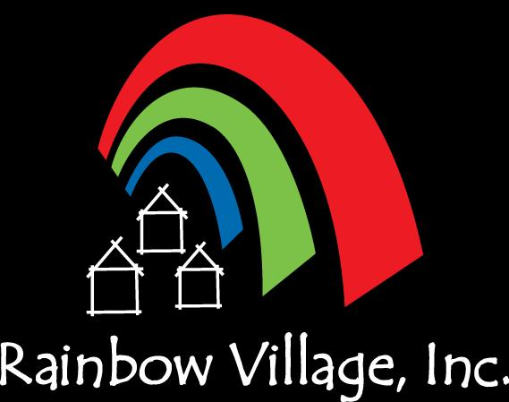 Rainbow Village, Inc. Logo