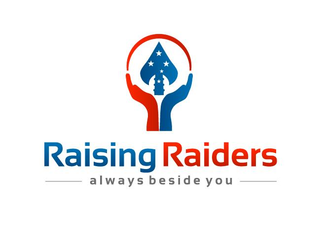 Raising Raiders Logo
