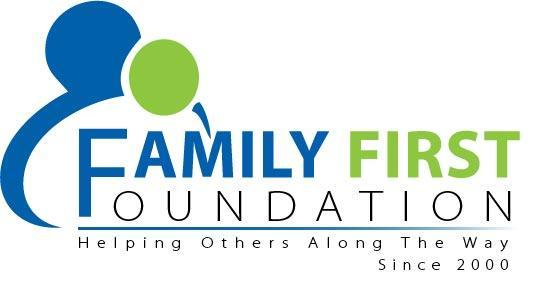 FOUNDATION FOR FAMILY FIRST CORPORATION A NONPROFIT Logo