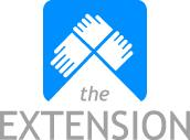 The Extension Inc Logo