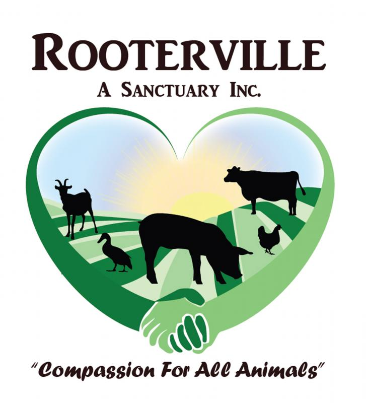 Rooterville a Sanctuary Inc Logo