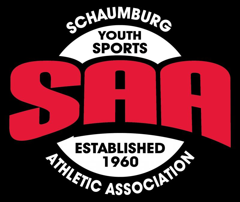 SCHAUMBURG ATHLETIC ASSOCIATION Logo