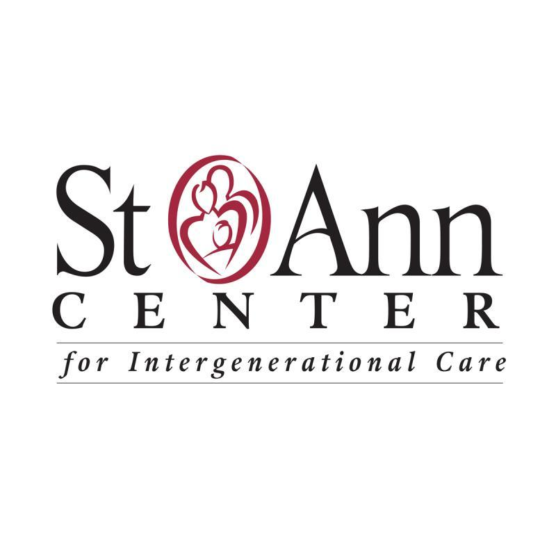 St. Ann Center for Intergenerational Care Logo