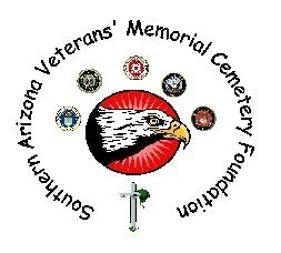 Southern Arizona Veterans Memorial Cemetery Foundation Logo