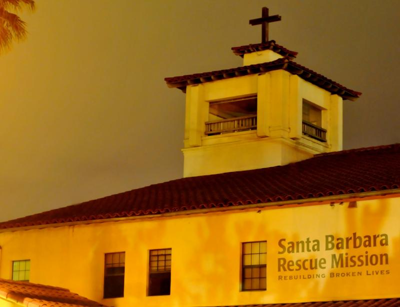 Santa Barbara Rescue Mission Logo